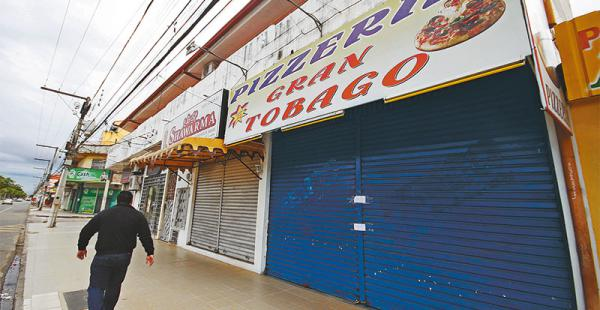 a tres cuadras del segundo anillo abrieron el negocio para ayudar a sus hijos Le pusieron el nombre de Gran Tobago recordando su trabajo en Argentina