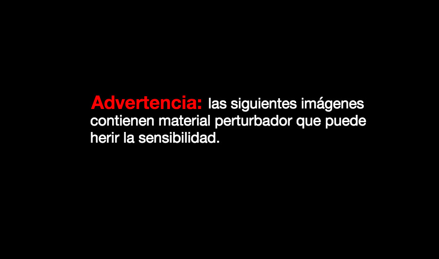 advertencia imagenes