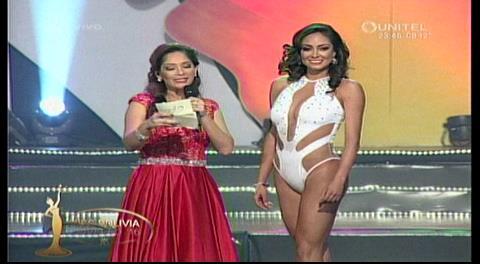 Miss Bolivia Universo 2016: Las respuestas de las ocho finalistas