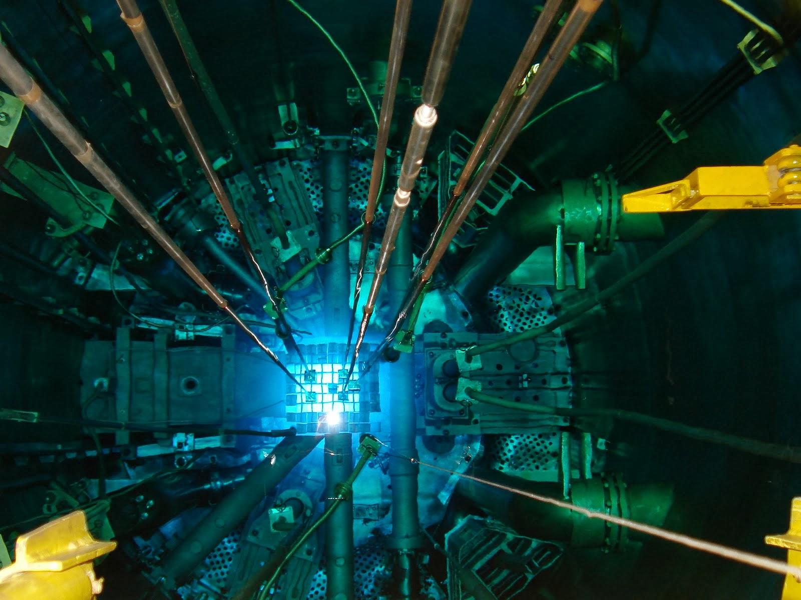 Reactor nuclear de Huarangal