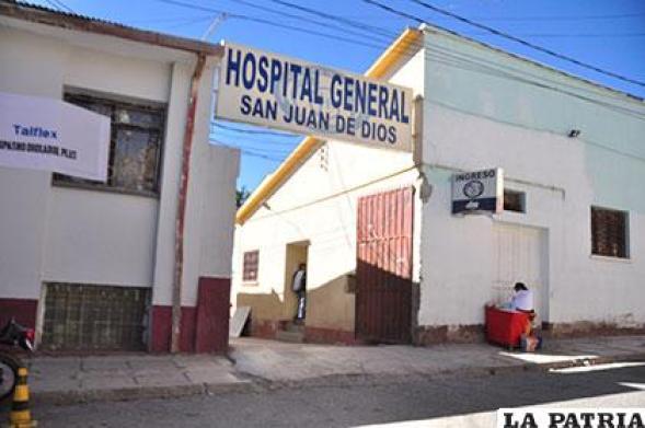 hospitaloruro
