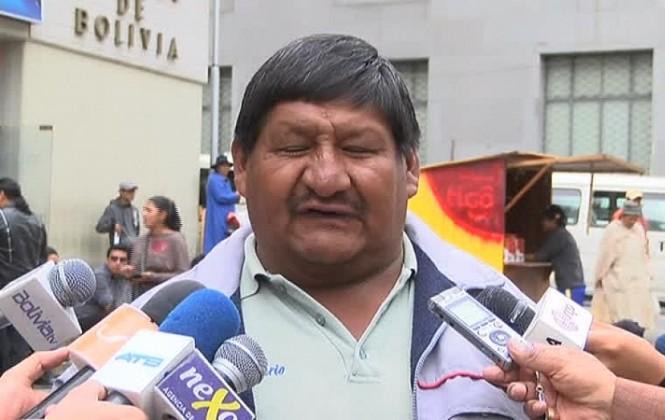 Dirigente de la COB dice que Gobierno pretende utilizar a cocaleros para contrarrestar marchas