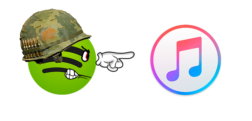 Guerra entre Spotify y Apple Music