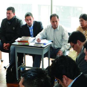 Excusas y renuncias demoran investigación del  caso Fondioc