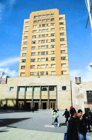 Docente de UMSA fue enviado a la cárcel de San Pedro