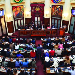 Legislativo se va de receso tras designaciones y cierre del caso Zapata