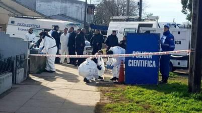 Horror en Necochea: mató a su ex, a tres de sus hijos, a un vecino y se suicidó. (Fabían Gastiarena)