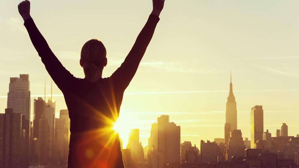 Foto: Con solo algunos consejos, tú también podrás ser un triunfador. (iStock)