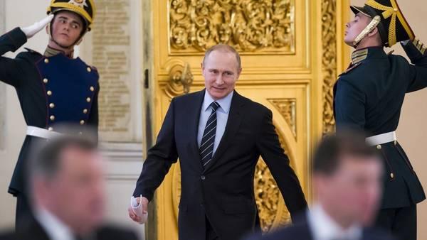 Líder. Vladimir Putin respondió a la expulsión de los diplomáticos rusos. /REUTERS