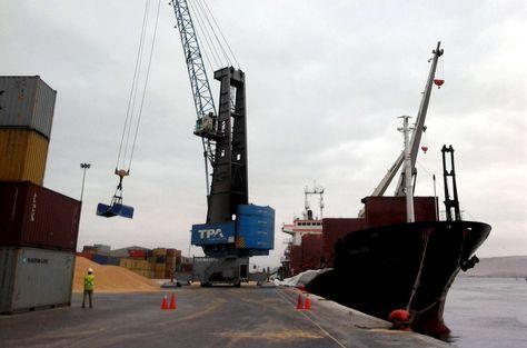 Puerto de Arica. Foto:aricaone.com