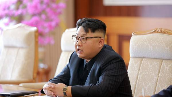 El dictador norcoreano, Kim Jong Un. / AFP