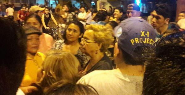 Mary Inés Galviz es representante departamental de la Asamblea Permanente de Derechos Humanos