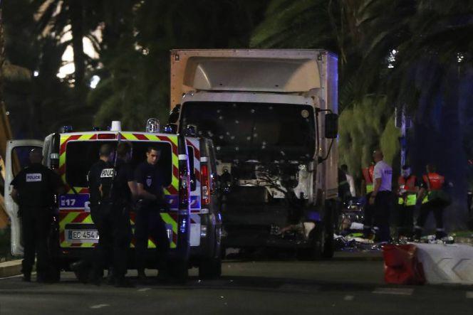 Atentado en Niza: un francés de origen tunecino, autor del ataque que mató a 84 personas