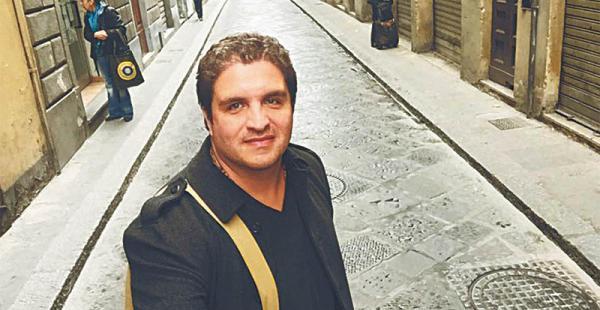 TODO UN ARTISTA. Lionel es hijo del histórico Héctor 'Choya' Pacheco y desde el 2012 forma parte de la agrupación folclórica