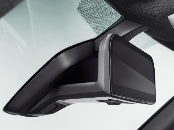BMW i8 espejo
