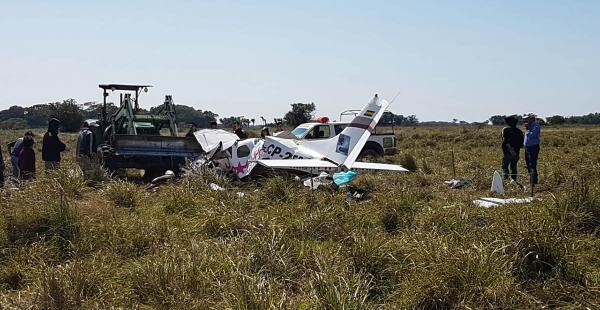 Los restos de la nave fueron levantados ayer, confirmó la prensa local. Todavía no se conoce un informe de la DGAC