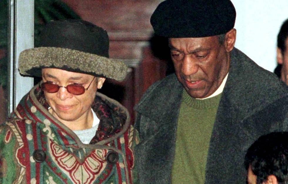 Bill Cosby y su esposa Camille.
