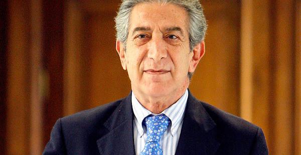 Jorge Tarud, presidente de la comisión de Relaciones Exteriores de la Cámara de Diputados de Chile