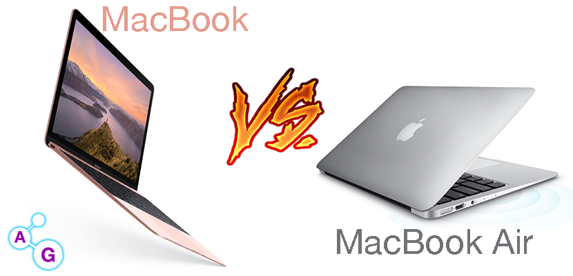 MacBook vs MacBook Air