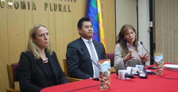 de almendras que el motor económico de la amazonia que genera $us 200 millones anuales.