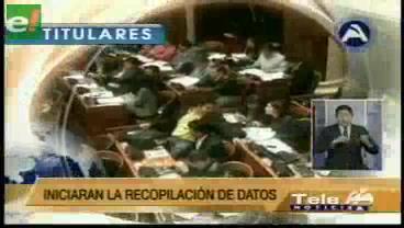"""Titulares de TV: Comisión que investiga los """"papeles de Panamá"""" invita a dos expertos para colaborar en el caso"""