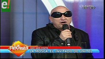 """Guillermo Novellis, vocalista de """"La Mosca"""" es jurado en Star Academy"""