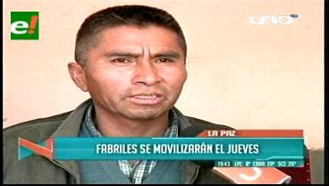 Caso Enatex: Fabriles anuncian nuevas movilizaciones desde el 14 de julio