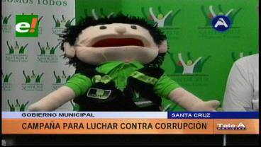 Campaña municipal de transparencia: 'Transparentito' lidera lucha contra la corrupción