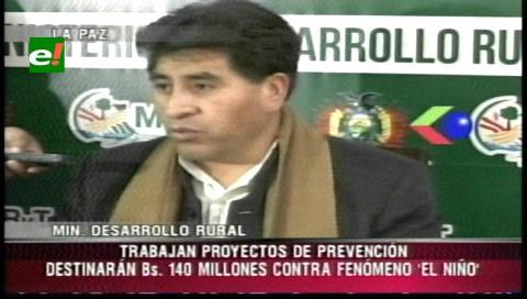 Gobierno proyecta políticas de emergencia para hacer frente al Fenómeno de La Niña