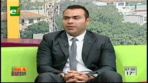 Rubén Darío Tabata asume como presidente de Cadecruz