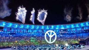 Vea las imágenes del ensayo previo a la apertura de los Juegos Olímpicos de Río