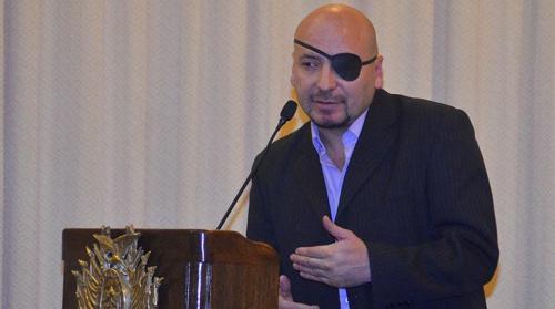 El defensor del Pueblo, David Tezanos Pinto. (APG)