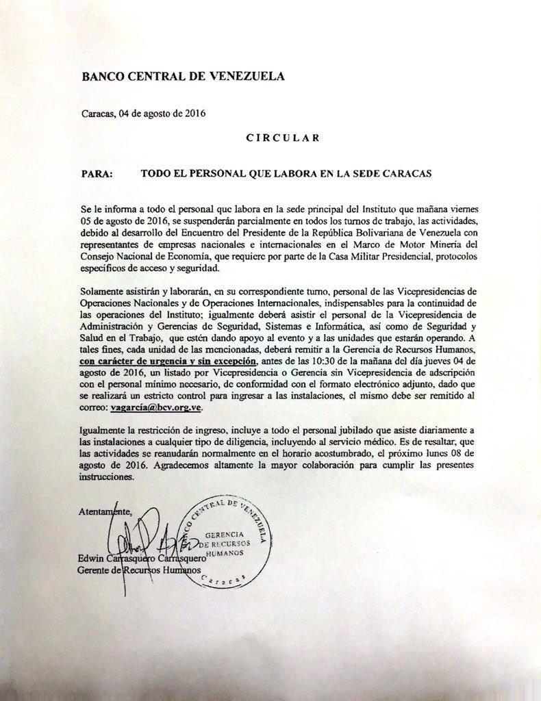 MaduroBCVsinTrabajo
