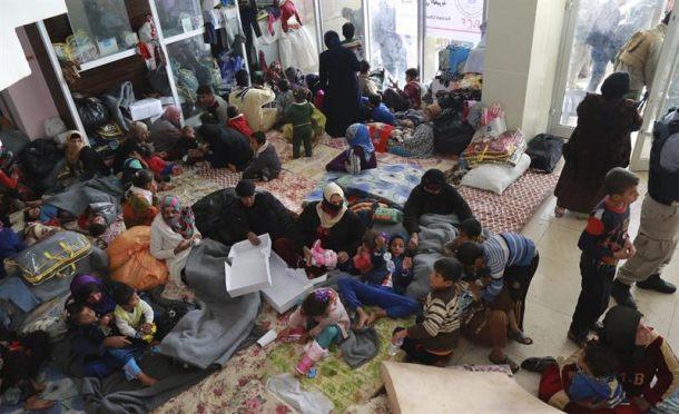 La ONU confirma que el Estado Islámico capturó a 3.000 desplazados en Irak