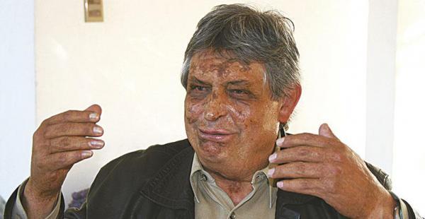 Jaime Paz Zamora fue vicepresidente y, después, presidente de Bolivia