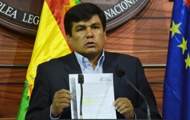 Senador del MAS llama irresponsable al presidente de YPFB por campo Incahuasi