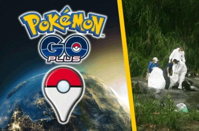 El niño y su amigo salieron a cazar pokemones. Foto: Internet