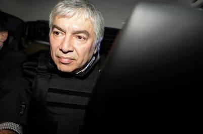 Lázaro Báez, el ex jefe de Fariña. Está preso.