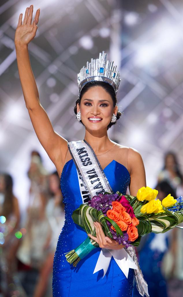 Pia Alonzo Wurtzbach, Miss Universe 2015