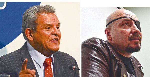 Villena está indignado porque dice que el fallo vulnera el derecho de asociación de las personas