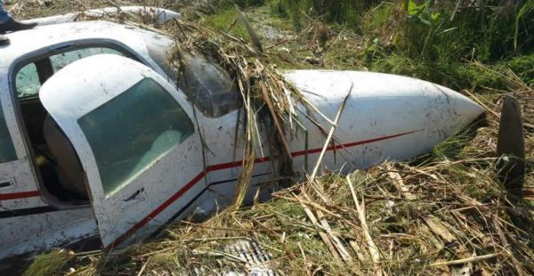 Sobreviviente cuenta los que se vivió en la avioneta que se precipitó en Beni