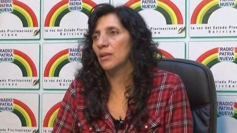 Verónica Ramos, ministra de Desarrollo Productivo y Economía Plural,