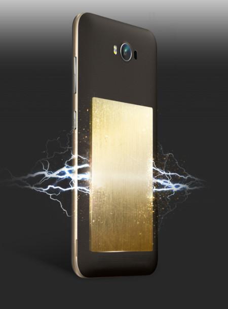 Asus Zenfone Max bateria