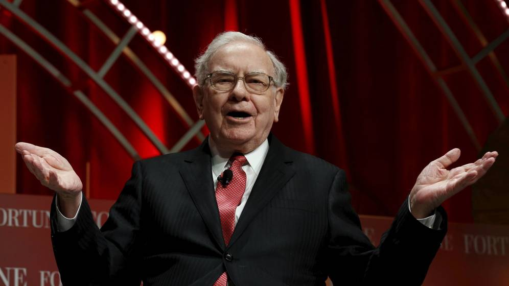 Foto: Warren Buffett (Reuters)