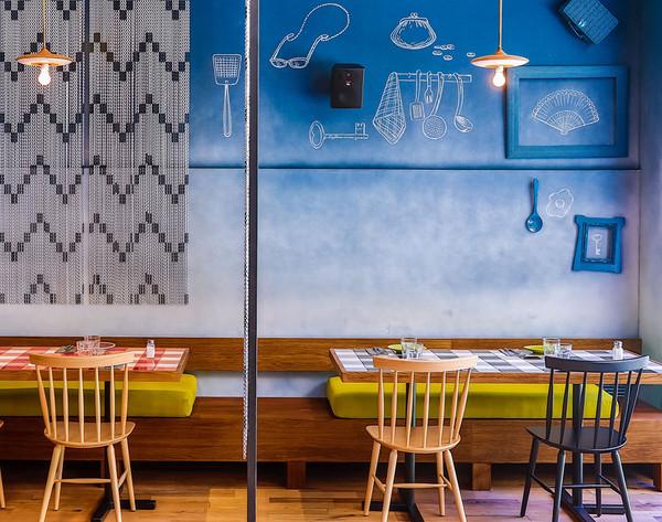 Messi, Restaurant