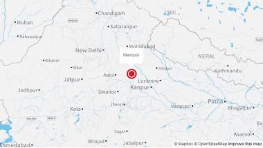mapa-india