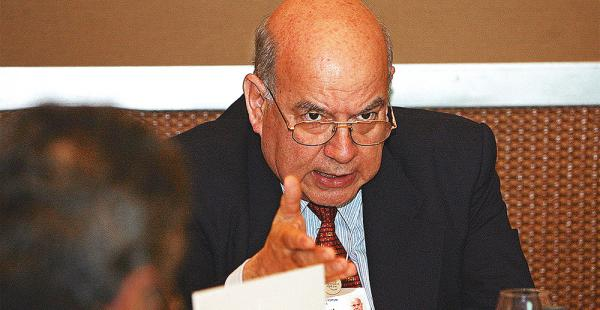 José Miguel Insulza fue secretario general de la OEA, hoy es agente de Chile ante la CIJ de La Haya y aspira a suceder a Michelle Bachelet
