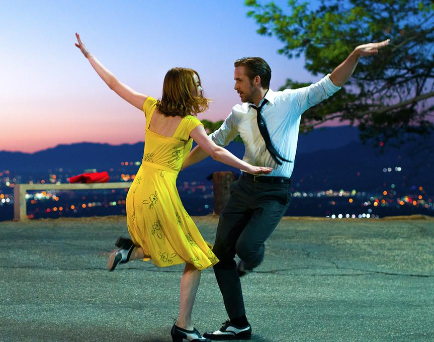 Emma Stone, Ryan Gosling y los éxitos de Broadway: una apuesta ganadora.