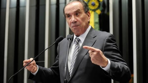 Senador. El jefe del bloque oficialista, Aloysio Nunes Ferreira, dice que con el gobierno de Michel Temer a Brasil le irá mejor.