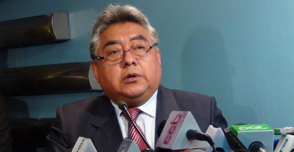 El viceministro de Régimen Interior, Rodolfo Illanes, cuyo estado es desconocido por las autoridades del Ministerio Público